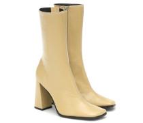 Ankle Boots Linda aus Leder