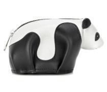 Portemonnaie Panda aus Leder