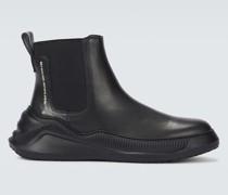 Boots Free Solo aus Leder