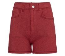 Shorts aus Kaschmir und Baumwolle