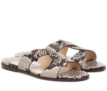 Sandalen Atia aus Leder