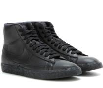 Sneakers Blazer Mid SE aus Leder