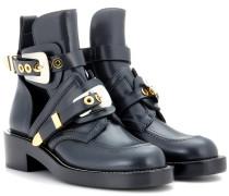 Exklusiv bei mytheresa.com – Leder-Boots Ceinture