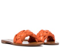 Sandalen Pelota aus Leder