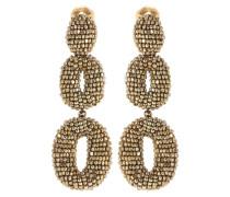 Ohrringe Oscar O mit Perlen