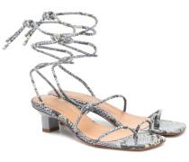 Sandalen Roma aus Leder