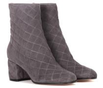 Exklusiv bei mytheresa.com – Ankle Boots Margaux aus Veloursleder