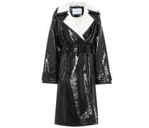 Mantel Erica aus Lederimitat