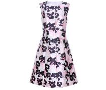 Kleid aus Seide und Baumwolle