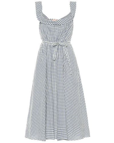 Kariertes Kleid Patti