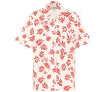 Bedrucktes Hemd Lulu aus Baumwolle