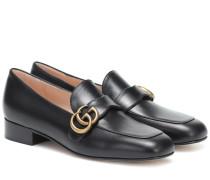 Loafers GG aus Leder