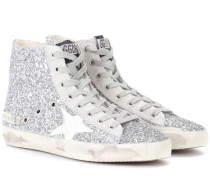 Exklusiv bei mytheresa.com – Sneakers Francy mit Glitter