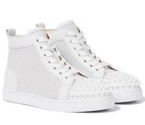 Sneakers Lou Spikes aus Leder