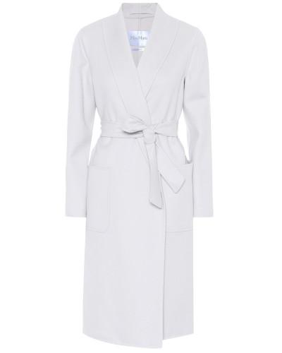 Mantel Diomede aus Wolle und Kaschmir