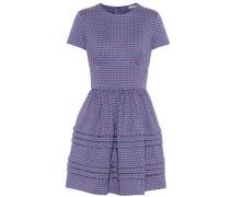 Minikleid aus einem Baumwollgemisch