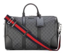 Tasche Soft GG Supreme aus Canvas und Leder