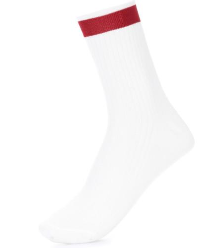 Socken aus einem Seidengemisch