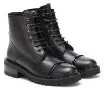 Ankle Boots Bryce aus Leder