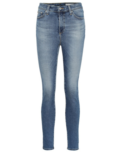 High-Rise Jeans The Mila Ankle