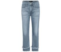 Jeans W3 Higher Ground Slim Crop