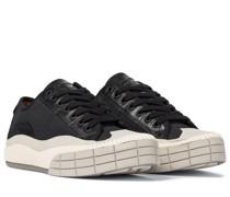 Sneakers Clint mit Leder