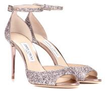 Sandalen Annie 100 mit Glitter
