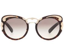 Sonnenbrille Minimal-Baroque