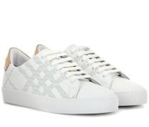 Sneakers Westford aus Leder