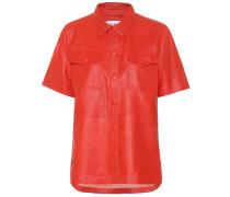 Hemd Danna aus Leder