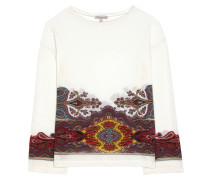 Pullover mit Paisley-Muster
