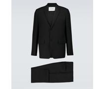 Anzug Essential aus Woll-Gabardine