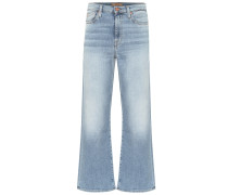 High-Rise Flared Jeans Alexa