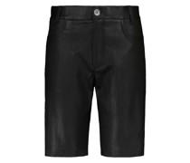 Shorts Sofiane aus Leder