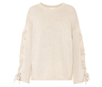 Pullover mit Wolle und Cashmere