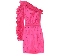 Kleid Falaise mit Seidentanteil