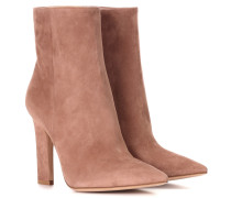 Ankle Boots Daryl aus Veloursleder
