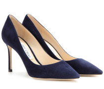 Pumps Romy 85 aus Veloursleder