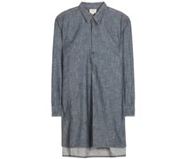 Chambray-Bluse Amie
