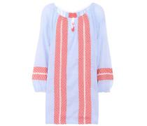 Minikleid mit Baumwolle