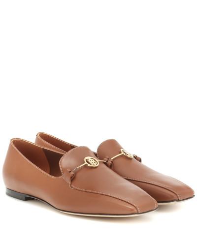 Loafers Almerton aus Leder