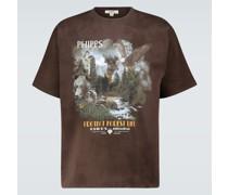 T-Shirt Forest Life aus Baumwolle