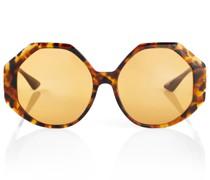 Oversize-Sonnenbrille Greca