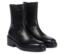 Ankle Boots Maddy aus Leder