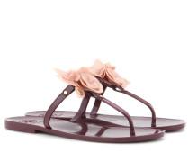 Sandalen Blossom Jelly