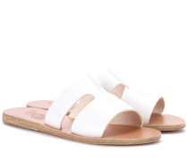Sandalen Apteros aus Leder