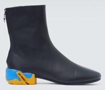Ankle Boots Solaris-2 aus Leder