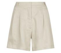 Shorts Madrid aus Leinen