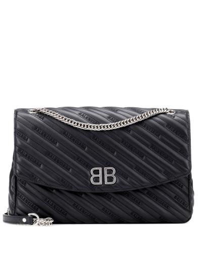 Rabatt Beliebt Balenciaga Damen Schultertasche BB Round L aus Leder Billig Verkauf Eastbay Footlocker Finish Online Zuverlässig Steckdose Suchen eKfpUHexq