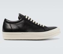 Sneakers Vintage Low Sneaks aus Leder